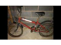 Raliegh 1970s grifter for spares or repairs