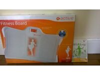 Brand new balance board for Wii including Wii Fit