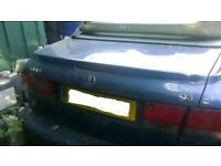 Saab 93 Convertible Bootlid Tailgate - IN GOOD CONDITION!