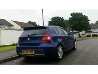 Bmw 1 series 120d msport CHEAPEST ON THE NET