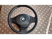 BMW 320d SE steering wheel (F30 model)