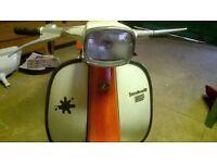 lambretta dl150 1969 pure italian