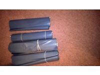 200 sealable mailing bags 2 sizes read description