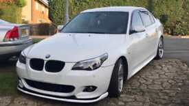 Bmw 525d M SPORT WHITE **P/X WELCOME**