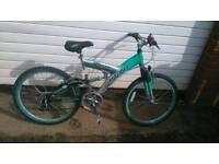 Ladys malibu mountain bike
