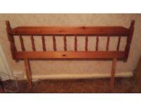 Airsprung Wooden Headboard for King Size (Divan) Bed