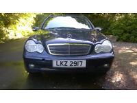 2002 Mercedes C220 Estate Auto