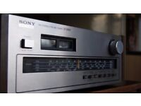 SONY ST-2950 VINTAGE Am/Fm STEREO TUNER
