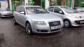 Audi A6 Avant SE 2.0L TDI Full Service History Excellent condition Free Warranty Not A4 Estate