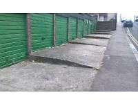 Secure lockup garage cheap storage for household or vehicle 24/7 access in ideal location Gillingham