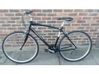 Giant crs hybrid bike