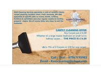 KAM Cleaning Services - Carpet cleaning OFFER