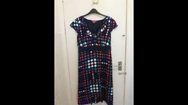 Monsoon dress size 14