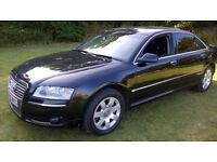 Audi A8 SE LWB 3.0TDI Phantom Black Metallic Low Mileage