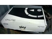 Sky+HD (boxed - might be unused) in excellent condition central London bargain