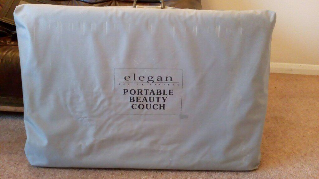 Fantastic Elegan Portable Beauty Couch In Fareham Hampshire Gumtree Forskolin Free Trial Chair Design Images Forskolin Free Trialorg