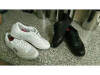 Firetrap trainers both 5,5