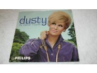 dusty springfield - in new york - very rare 45 ep