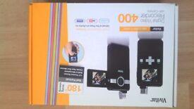 Brand new Vivitar DVR 400 Digital Camcorder 1.3 Megapixels 4x Digital Zoom only £9