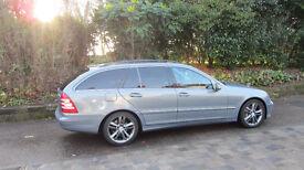 Mercedes Benz C Class Estate 1800 Avantgarde SE Auto