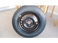 Spare Wheel Nissan Note NEW