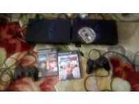 2 playstation 2 consoles