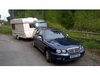 For sale, 2002 Rover 75 connoisseur. 2.0 litre Diesel