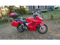 HONDA VRF800 2005 ABS VTEC