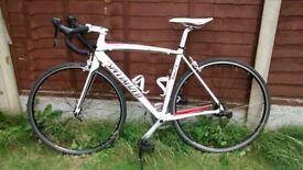Specialized Allez road racing bike, 54 cm frame