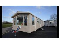 SWIFT MOSELLE LUXURY STATIC CARAVAN PAYMENT OPTIONS AVAILABLE 5* PARK