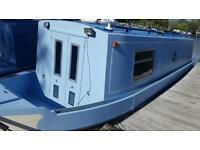 28ft narrow boat