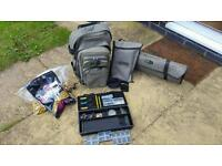 korum intelligent stalking ruck sack fully loaded with over 300 of extras