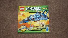 Lego Ninjago 9442 Jay's Storm Fighter (Brand New - Unopened)