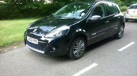 Renault Clio 1.2 dynamique, tomtom TCE