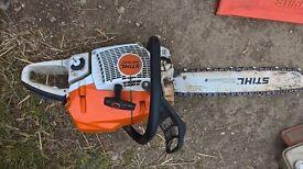 Stihl 362c Chainsaw
