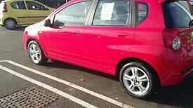 Chevrolet Aveo 1.4L Petrol for sale