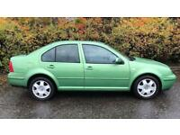 CHEAP VOLKSWAGEN BORA 1.6 (2001) year mot
