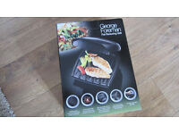 George Foreman 3 portion Grill Brand New & Boxed