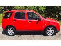 CHEAP SUZUKI IGNIS GLX VVT-S 4x4 1.5L (2005) year mot 5 door low 75,000 miles
