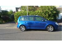 VW Touran 1.9 TDI SE 7 seater MPV
