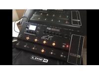 Pod HD 500X FX pedal