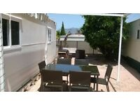 Static Holiday Home in Albir, Spain. Nr Benidorm & Altea, Sleeps up to 6 people