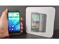 NEW CONDITION Factory Unlocked HTC One M8 16GB Android Phone