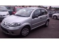 2007 Citroen C3-full service history and up-to-date MOT