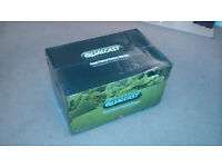 Qualcast 125cc Push Petrol Rotary Lawn Mower - 41cm Unopened and New.