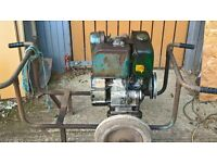 Lister AA diesel engine