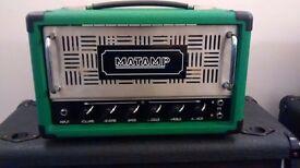 Matamp C7 valve tube guitar amp amplifier