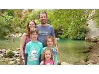 Lovely Live in Au Pair Needed for Happy Family in North West London