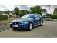 BMW 3 Series 2.0 320i M Sport Touring 5 Door (2006)