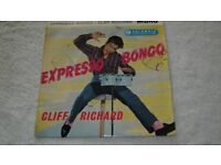 cliff richard -expresso bongo - 45 ep near mint